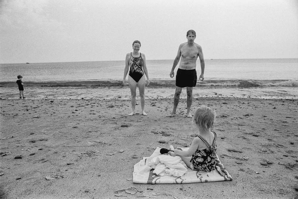 Early years at the beach by karen davis